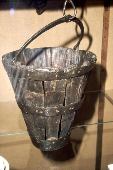 Roman bucket, Alesia, c1st-2nd century-Unknown-Giclee Print