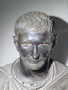 Capitoline Brutus, 4th-3rd Century Bc by Roman