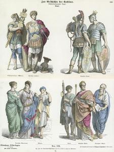 Roman Costumes