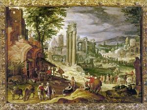 Roman Forum, 16Th Century