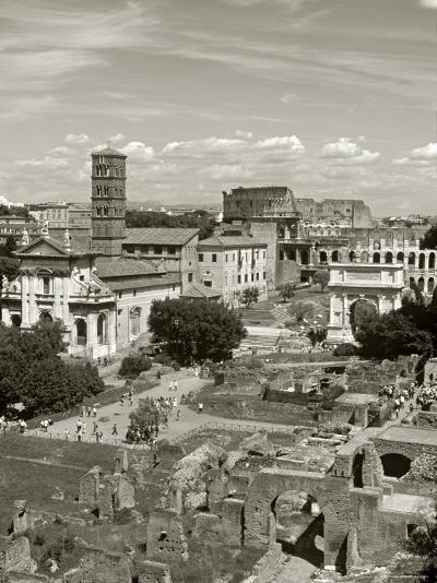 Roman Forum, Rome, Lazio, Italy-Doug Pearson-Photographic Print