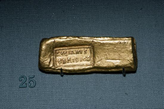 Roman Gold Bar, c4th-5th century-Unknown-Giclee Print