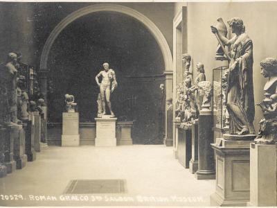 Roman Graeco, 3rd Saloon, British Museum, London, England--Photographic Print