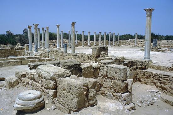 Roman Gymnasium, c.4th century BC-Unknown-Photographic Print