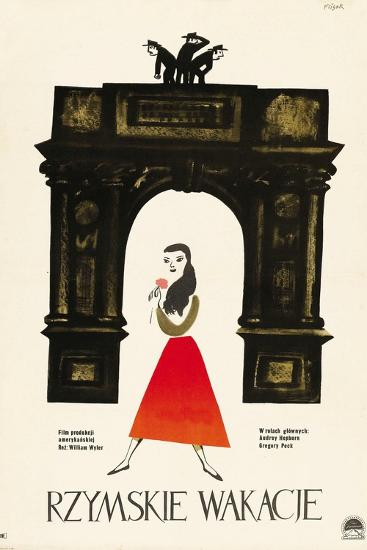 Roman Holiday, 1953, Directed by William Wyler--Giclee Print