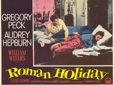 Roman Holiday, 1953--Art Print