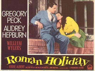 Roman Holiday, 1953--Art Print