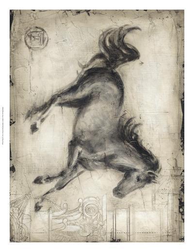 Roman Horse I-Ethan Harper-Premium Giclee Print