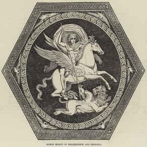 Roman Mosaic of Bellerophon and Chimaera