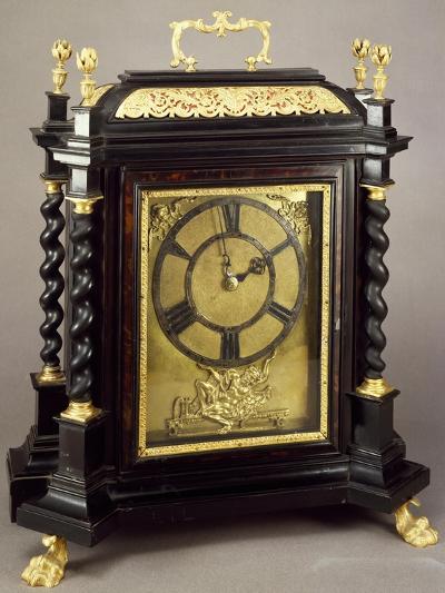 Roman Pendulum Clock, Italy--Giclee Print