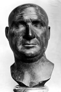 Portrait of Scipio Africanus by Roman