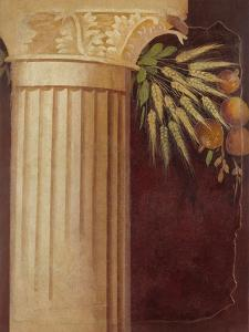 Wall painting fragment from the peristyle of a Villa at Boscoreale, c.50–40 B.C. by Roman Republican Period