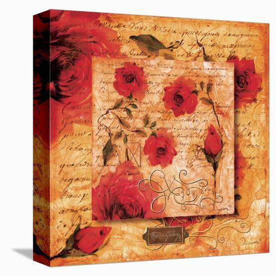 Roman Rose Gallery-Anastasia-Joadoor-Stretched Canvas Print