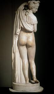 The Callipige Aphrodite, Copy of a 2nd Century BC Greek Original by Roman