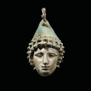 The Crosby Garrett Helmet, Late 1st-2nd Century Ad by Roman