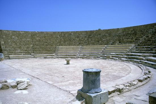 Roman Theatre, 1st century BC-Unknown-Photographic Print