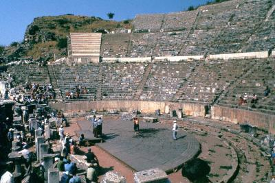 Roman Theatre, 41-54 Ad--Photographic Print