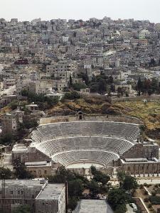 Roman Theatre in Amman, 138-161, Jordan