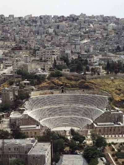 Roman Theatre in Amman, 138-161, Jordan--Photographic Print