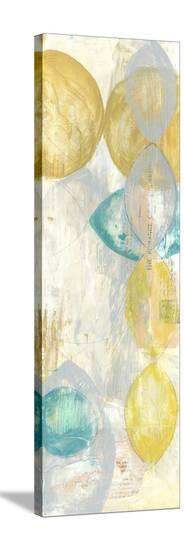 Romance III-Jennifer Goldberger-Stretched Canvas Print