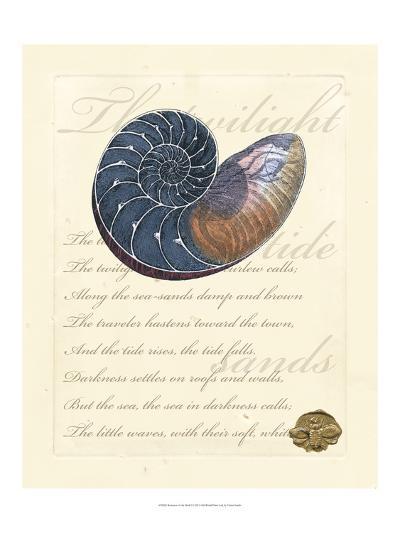 Romance of the Shell I--Art Print