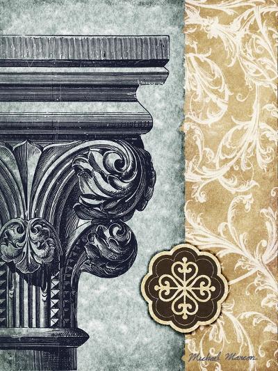Romanesque II-Michael Marcon-Premium Giclee Print