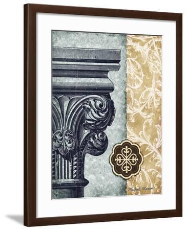 Romanesque II-Michael Marcon-Framed Premium Giclee Print