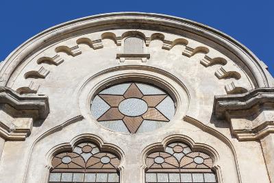 Romania, Black Sea Coast, Constanta, the Great Synagogue-Walter Bibikow-Photographic Print