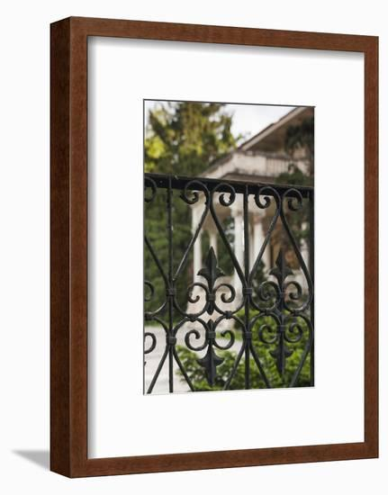 Romania, Bucharest, Former Residence of Dictator Nicolae Ceausescu-Walter Bibikow-Framed Photographic Print