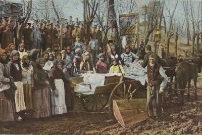 Romanian Funeral--Photographic Print