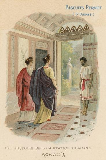 Romans--Giclee Print