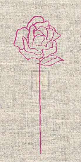 Romantic Rose II-Alice Buckingham-Art Print