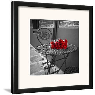 Romantic Roses II-Assaf Frank-Framed Art Print