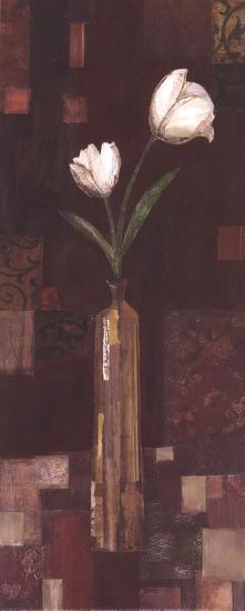 Romantic Tulip-Kate and Liz Pope-Art Print