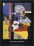 Return of the Prodigal Son-Romare Bearden-Art Print