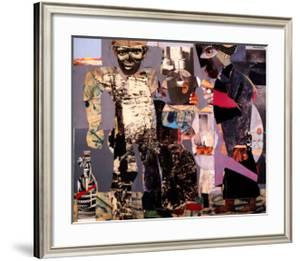 Return of the Prodigal Son by Romare Bearden