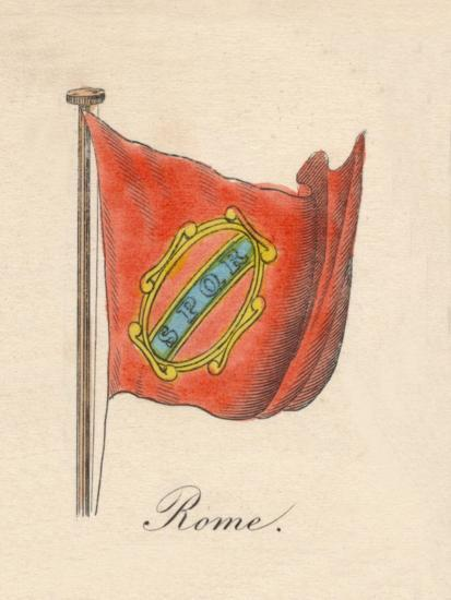 'Rome', 1838-Unknown-Giclee Print