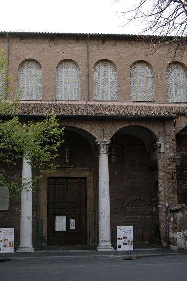 Rome, Basilica of Saint Sabina, Exterior--Photographic Print