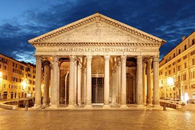 Rome - Pantheon, Italy-TTstudio-Photographic Print
