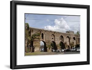 Rome, Roman Walls