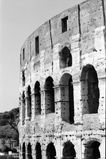 Rome Triptych A-Jeff Pica-Photographic Print