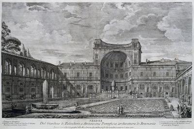 Rome--Giclee Print
