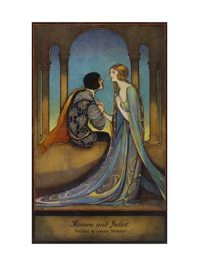Romeo and Juliet--Giclee Print