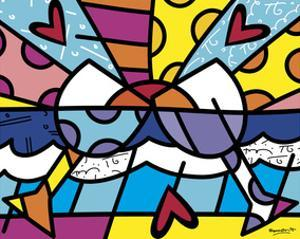 Cheers by Romero Britto