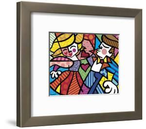 Swing by Romero Britto