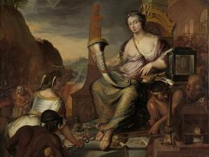 Allegory of Coinage by Romeyn De Hooghe
