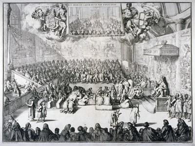 Het Hoog-En Lager-Huys Van Engelandt, 1689