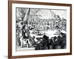 Paye Qui Tombe, 1697 by Romeyn De Hooghe