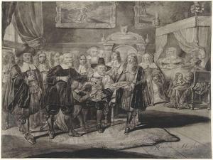 The Circumcision by Romeyn De Hooghe