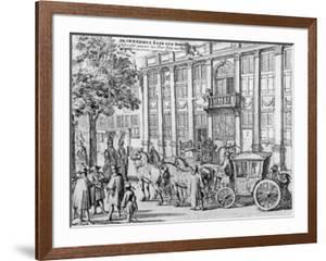 The Former Church of the Jews, C.1700 by Romeyn De Hooghe